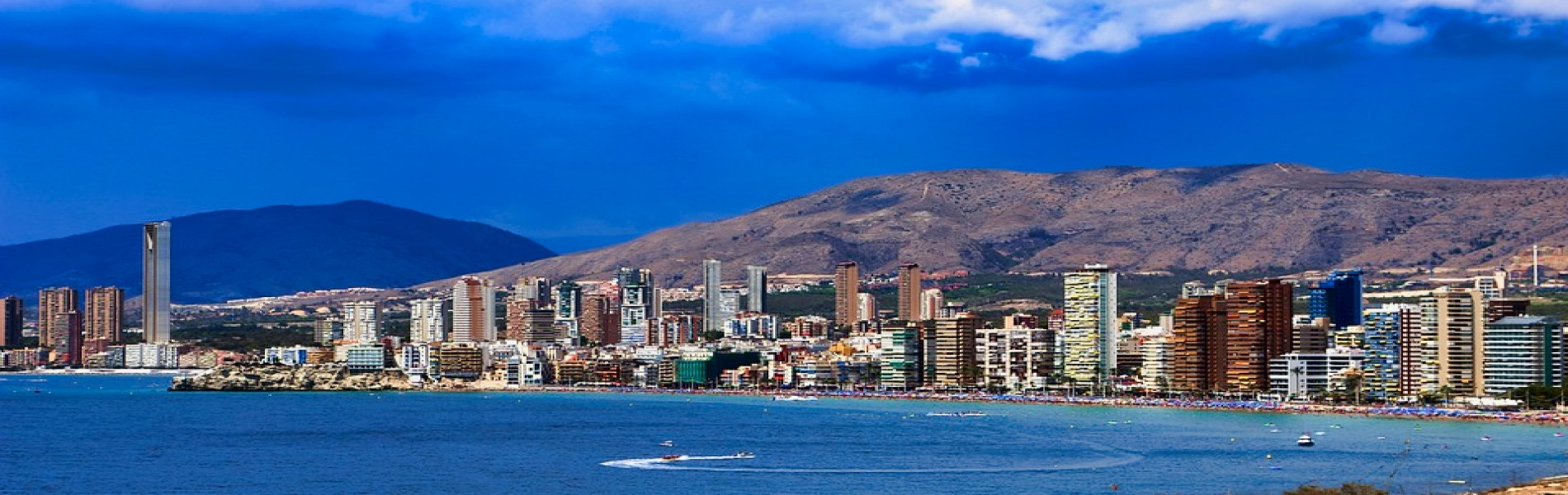 Travel to Benidorm