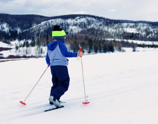 Vine amb l'escola a esquiar a Tuixent - La Vansa!
